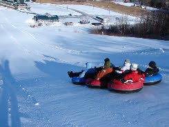 Snow Tubing Hours - Rates