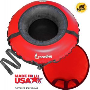 Bradley Heavy Duty with Red Cover Snow Tube